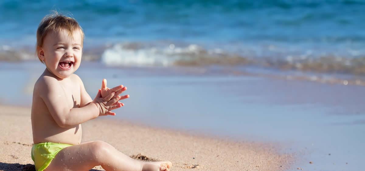 La piel está en un estado de cambio constante y más en los primeros años de vida (Foto. Freepik)