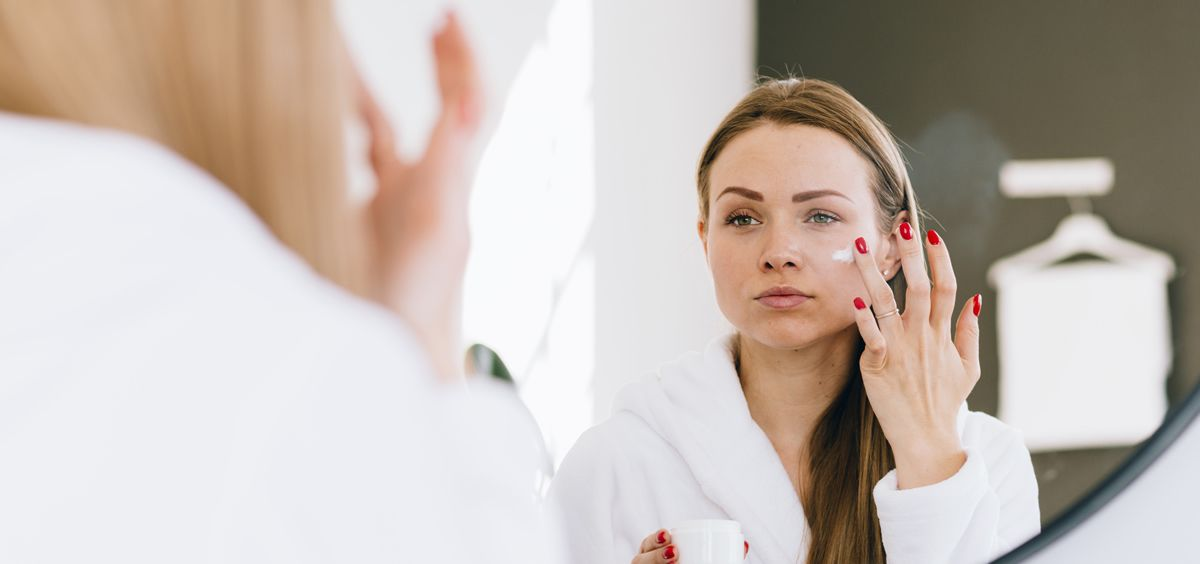 La rutina que debes seguir para cuidar tu piel durante la cuarentena (Foto. Freepik)