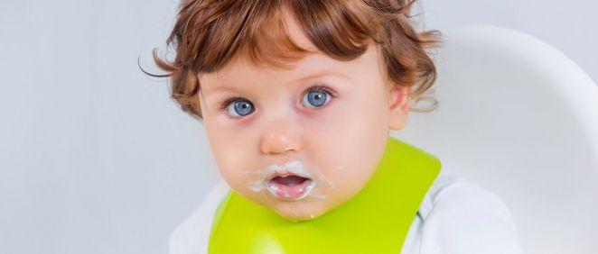 La alimentación que deben seguir los bebés durante la cuarentena (Foto. Freepik)