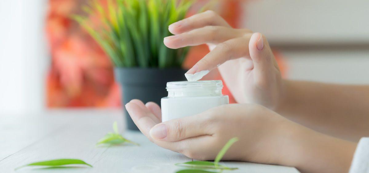 Crema cosmética (Foto. Freepik)