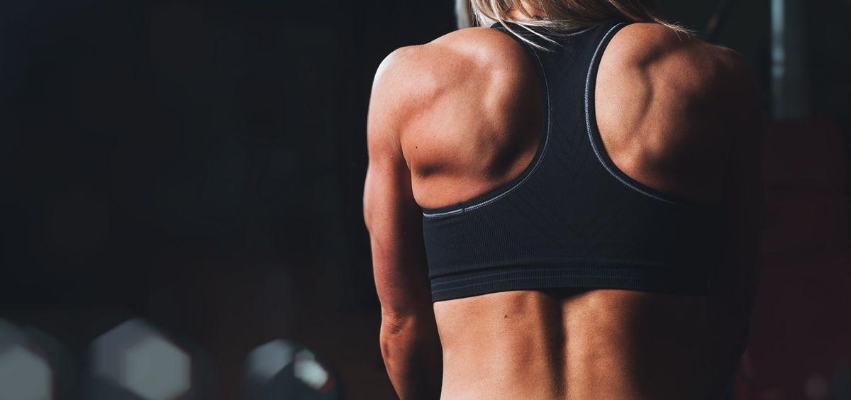 Así no perderás masa muscular (Foto. Unsplash)