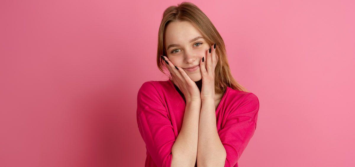 No maquillarnos no es siempre sinónimo de buen estado de la piel (Foto. Freepik)
