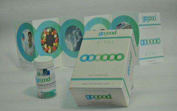 GoGood Vital, un test nutrigenético que obtiene pautas de alimentación