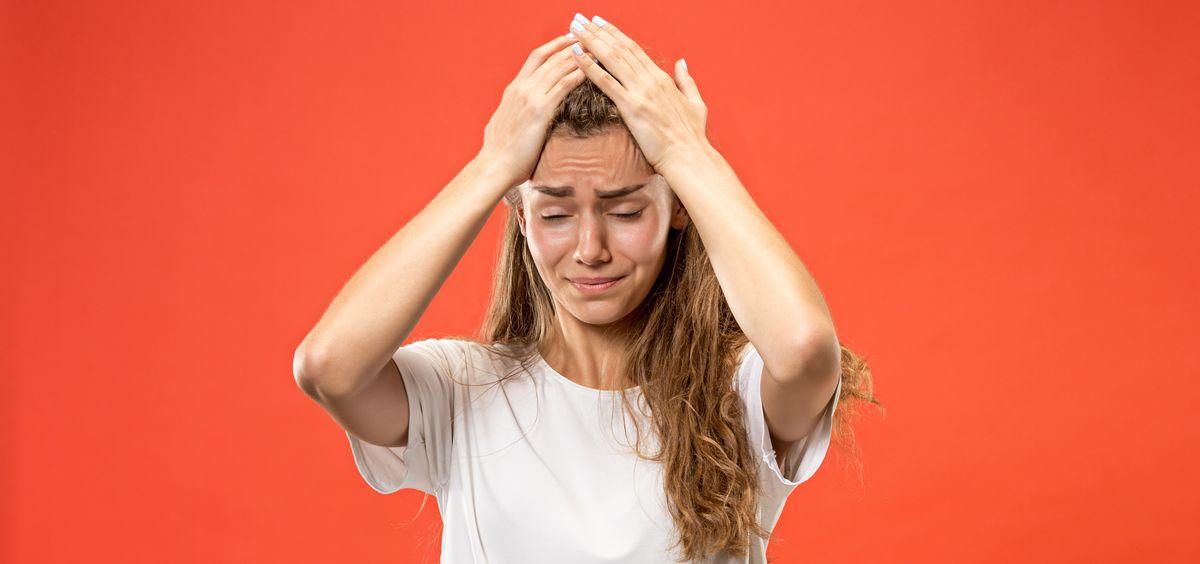 El estrés afecta al cuerpo y la mente (Foto. Freepik)
