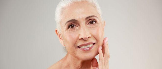 Cuidado de la piel a partir de los 50 (Foto. Freepik)