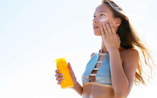 Protección solar, indispensable para evitar problemas en la piel