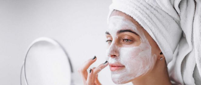 Mascarilla facial (Foto. Freepik)