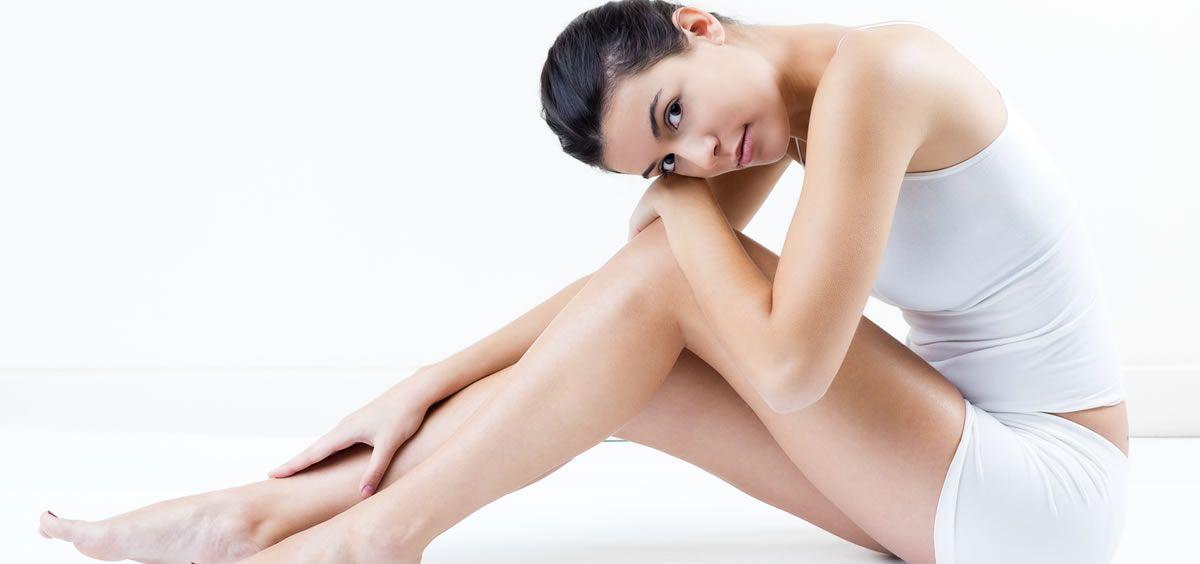 La flacidez de la piel es un problema muy frecuente (Foto. Freepik)