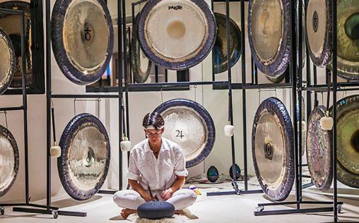 Armonía física, mental, emocional y energética, entre los beneficios del milenario sonido del Gong
