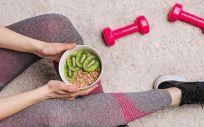 Gana masa muscular con la alimentación (Foto. Freepik)