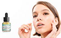 Aceite facial calmante de Armonía Cosmética Natural (Foto. Fotomontaje Estetic)
