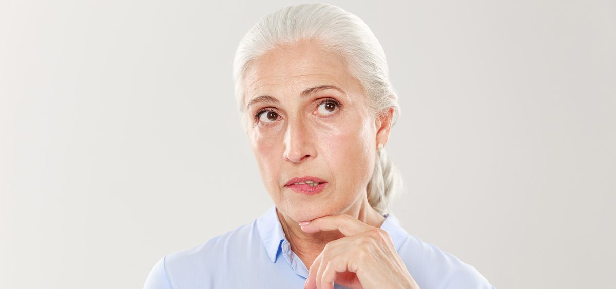 Mujer con arrugas (Foto. Freepik)