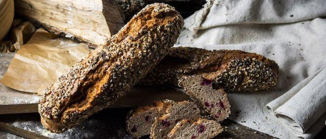 Pan de remolacha (Foto. Estetic)