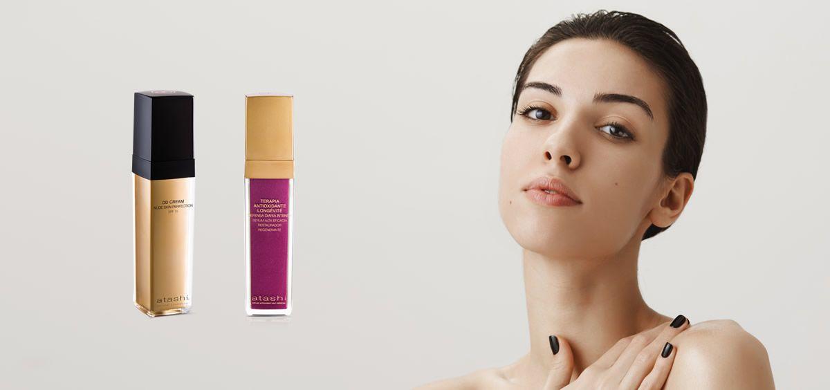 Atashi cellular cosmetics (Foto. Fotomontaje Estetic)