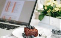 Comida y teletrabajo (Foto. Estetic)
