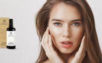 Nueva gama de limpieza facial de Herbera (Foto. Fotomontaje Estetic)