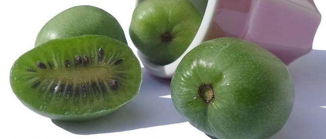 Kiwy berry (Foto. Estetic)