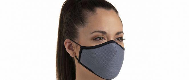 La mascarilla que te protege y previene el acné (Foto. Estetic)