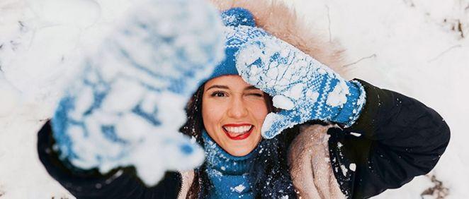 Cuida tu piel de las bajas temperaturas (Foto. Estetic)