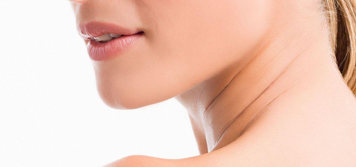 Tratamientos para el cuello (Foto. Estetic)
