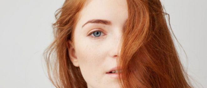 Mujer de cabello pelirrojo (Foto. Freepik)
