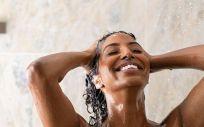Lavado del cabello (Foto. Estetic)
