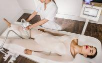 Tratamiento rodillas (Foto. Estetic)