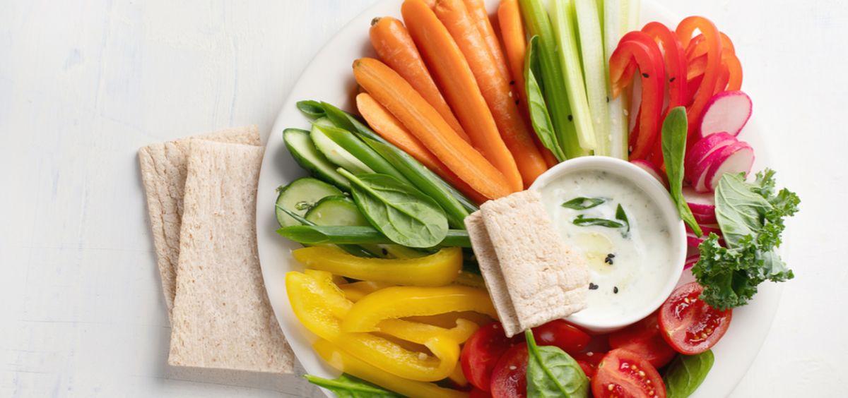 Snacks saludables (Foto. Estetic)