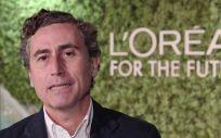 Juan Alonso de Lomas, director general de L'Oréal España (Foto. L'Oréal)
