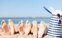 Hongos, callosidades y uñas encarnadas, los problemas de pies más comunes en verano