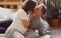 Sexo durante el embarazo (Foto. Freepik)