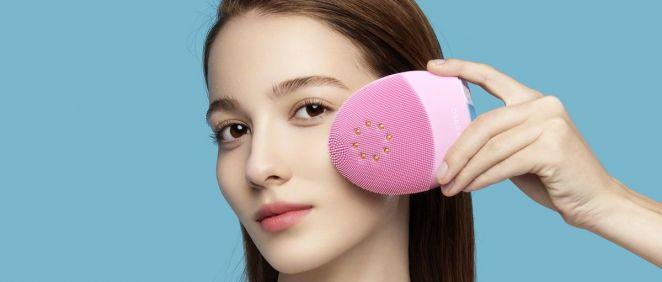 Cuidado facial con Foreo (Foto. Estetic)