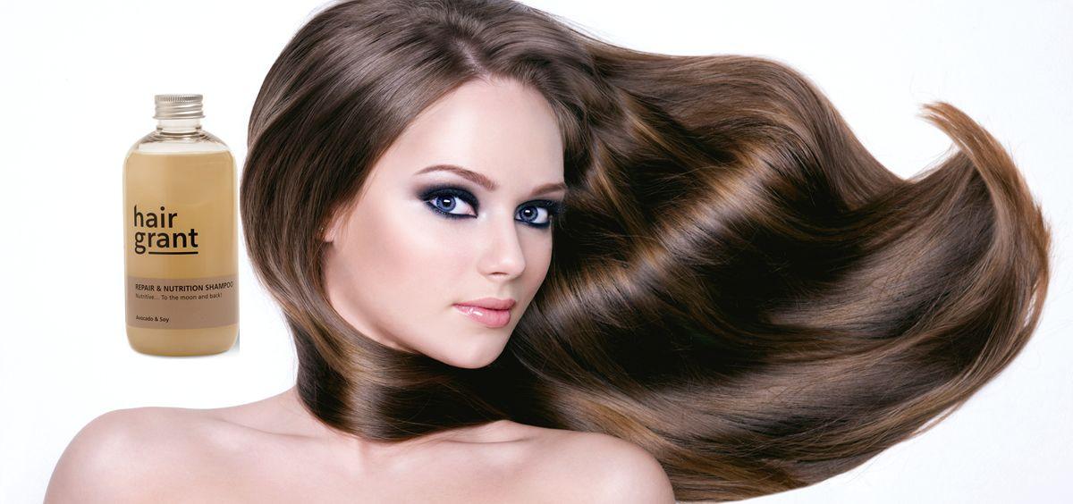 Líneas capilares de Hair Grant (Foto. Fotomontaje Estetic)