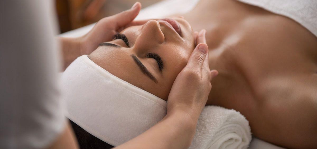 Masaje oncológico (Foto. Estetic)