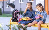 Snacks saludables para los niños (Foto. Freepik)