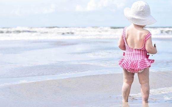 Solares para bebés y niños, ¿cuál elegir?