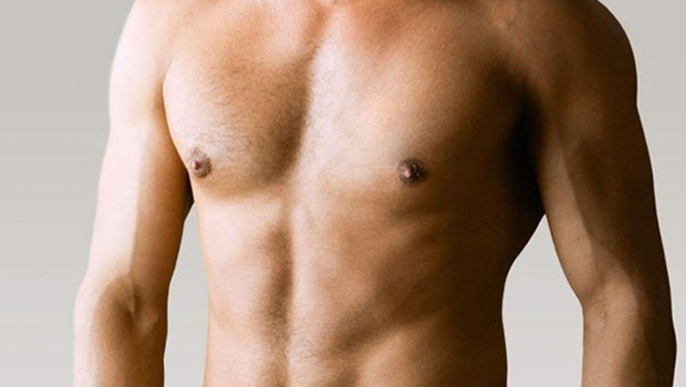 Ginecomastia, cirugía que reduce el tamaño del pecho masculino