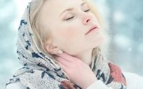 Cómo proteger la piel del frío del invierno.