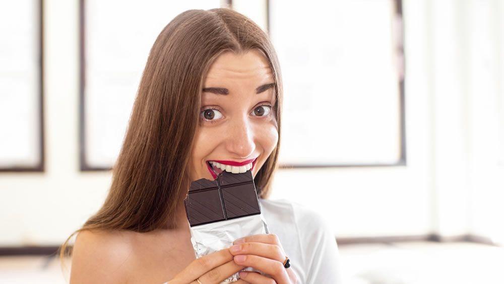 Esthechoc, el chocolate rejuvenecedor.