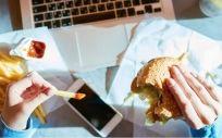 Estrés, el enemigo de la alimentación saludable