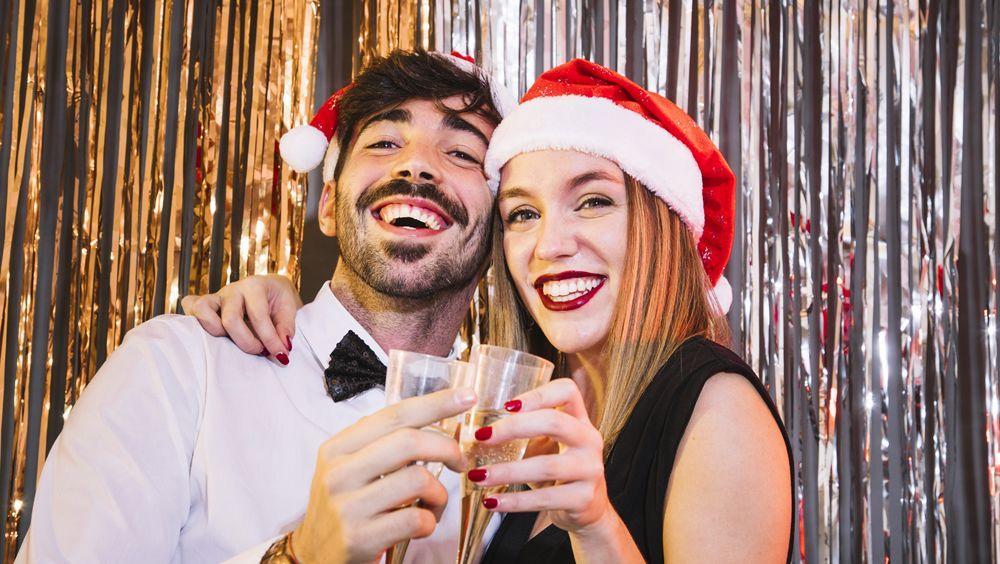 Sonrisa saludable en Navidad