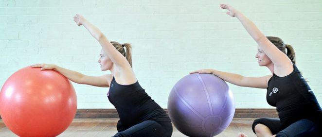 Pilates, el mejor aliado durante el embarazo