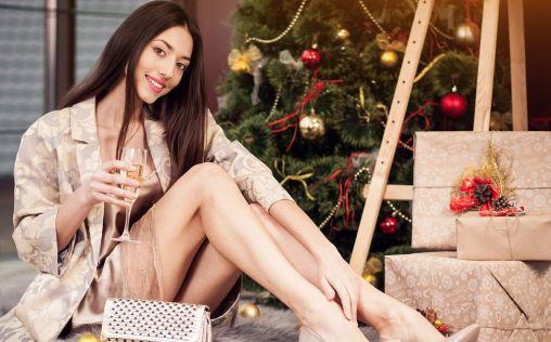 Tres claves para estar perfecta en Navidad
