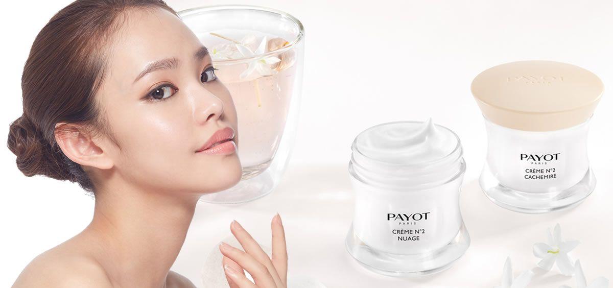 Presentamos la nueva línea de productos de Payot experta en pieles sensibles.