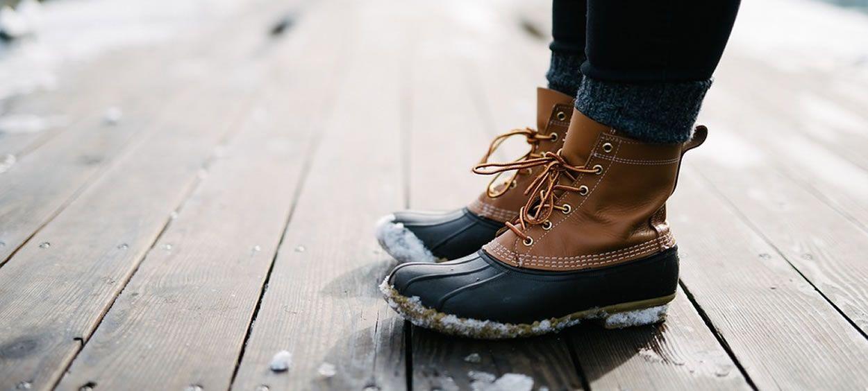 Cuidar los pies durante los meses de invierno
