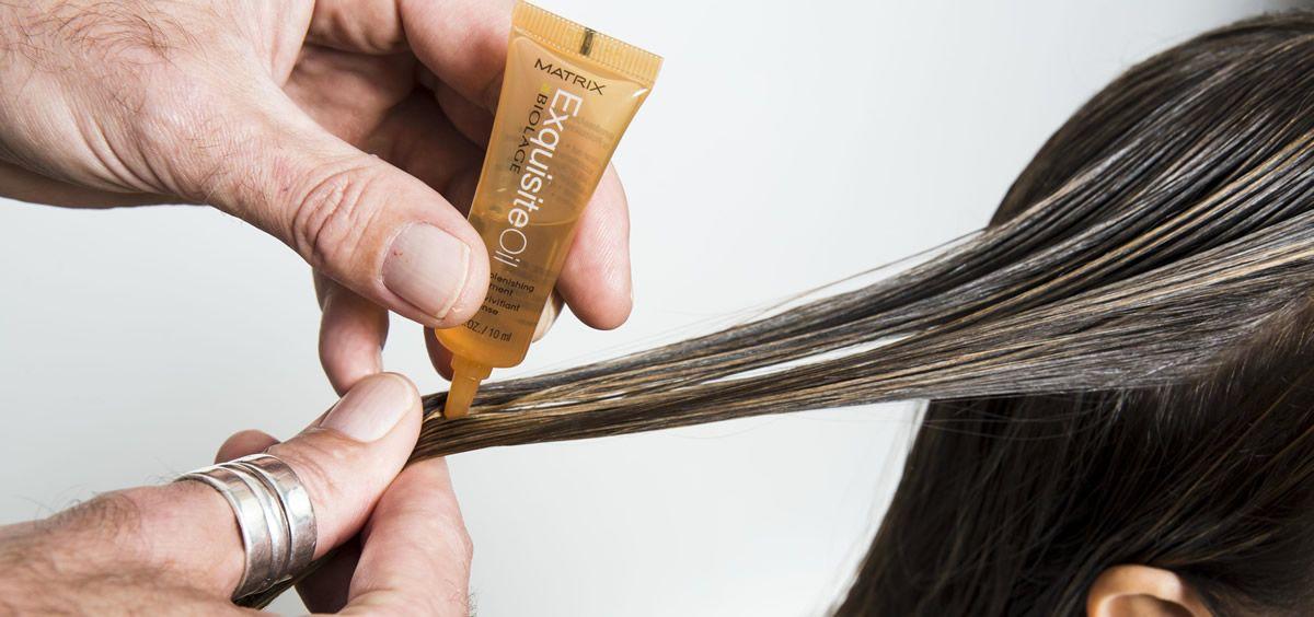 Productos para el cuidado de tu cabello.