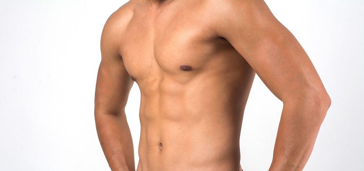 Ginecomastia, cuando el pecho del hombre es demasiado grande