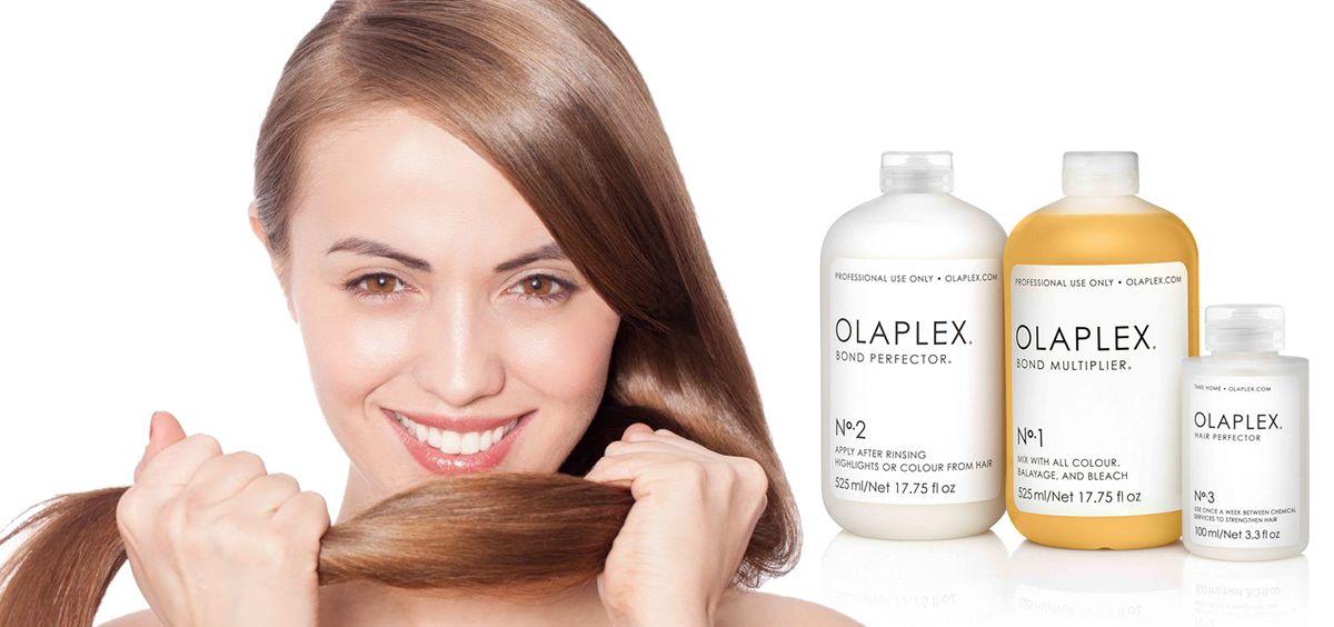 Olaplex, la mejor experiencia para reparar tu pelo.