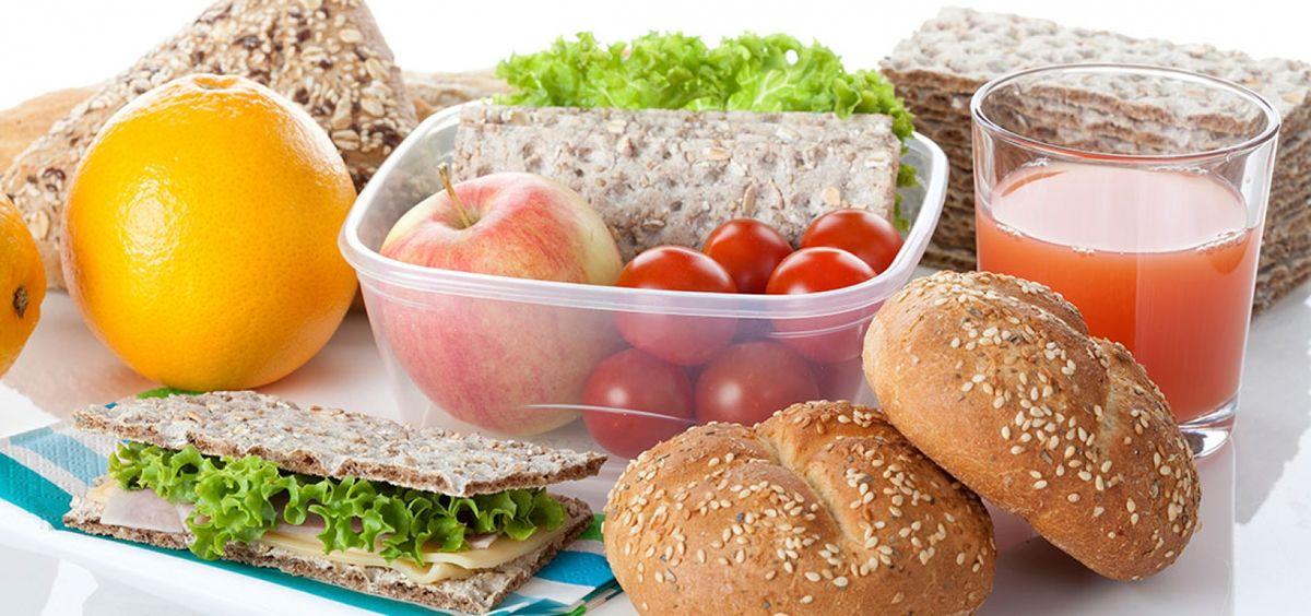 Comer sano fuera de casa también es posible.