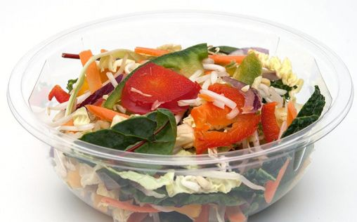 Las ensaladas envasadas podrían poner en riesgo tu salud… según un estudio